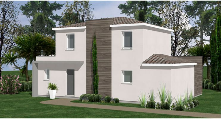 Résidence « La Forêt D'Armotte » programme immobilier neuf à Saint-Augustin n°3