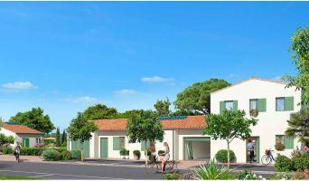 Saint-Georges-d'Oléron : programme immobilier neuf « Côté Mer »