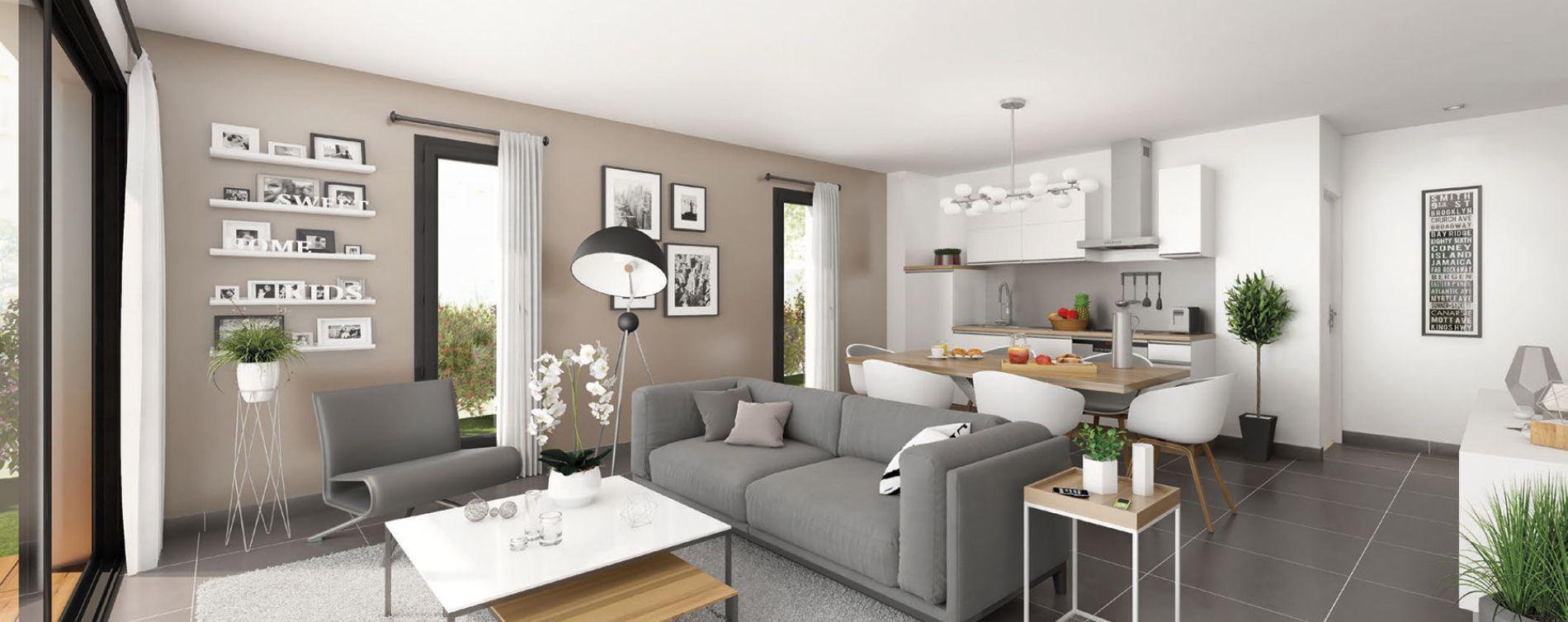 Saint-Palais-sur-Mer : programme immobilier neuve « La Palaisienne »
