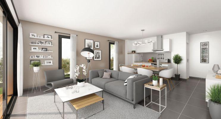Saint-Palais-sur-Mer : programme immobilier neuf « La Palaisienne »