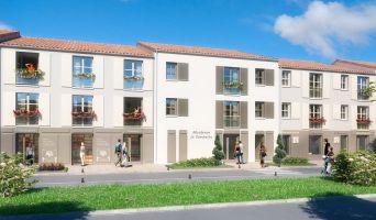 Saint-Pierre-d'Oléron programme immobilier neuf « Le Gambetta