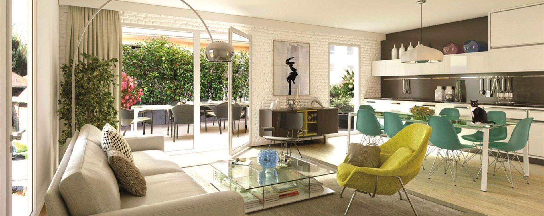Saint-Xandre : programme immobilier neuve « Pavillon des Arts » (3)