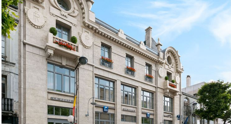 Résidence « L'Hotêl Des Postes » programme immobilier à rénover en Loi Malraux à Saintes n°1