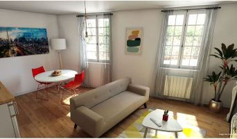 Photo du Résidence « Villa Equalisma » programme immobilier neuf à Angoulême