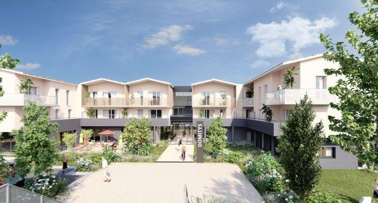 Photo du Résidence « Les Ambres » programme immobilier neuf à Cognac