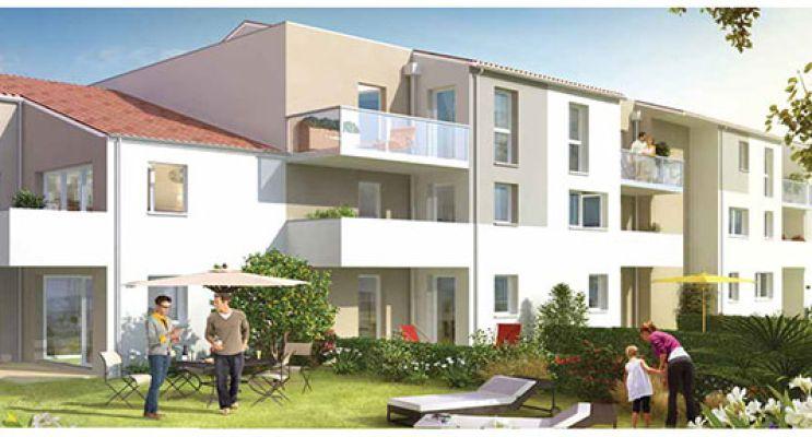Photo du Résidence « Les Hauts de Ribray » programme immobilier neuf à Niort