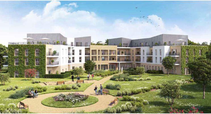 Trélissac : programme immobilier neuf « Les Galopins »