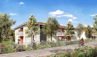 Ambarès-et-Lagrave programme immobilier neuve « Les Pavillons d'Hugo »