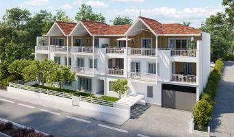 Andernos-les-Bains : programme immobilier neuf « A'Marée »