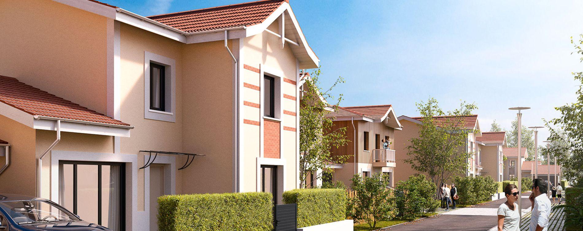 Résidence Villas Osmonde à Andernos-les-Bains