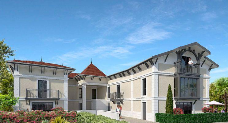 Photo du Résidence « L'Estran » programme immobilier neuf en Loi Pinel à Arcachon