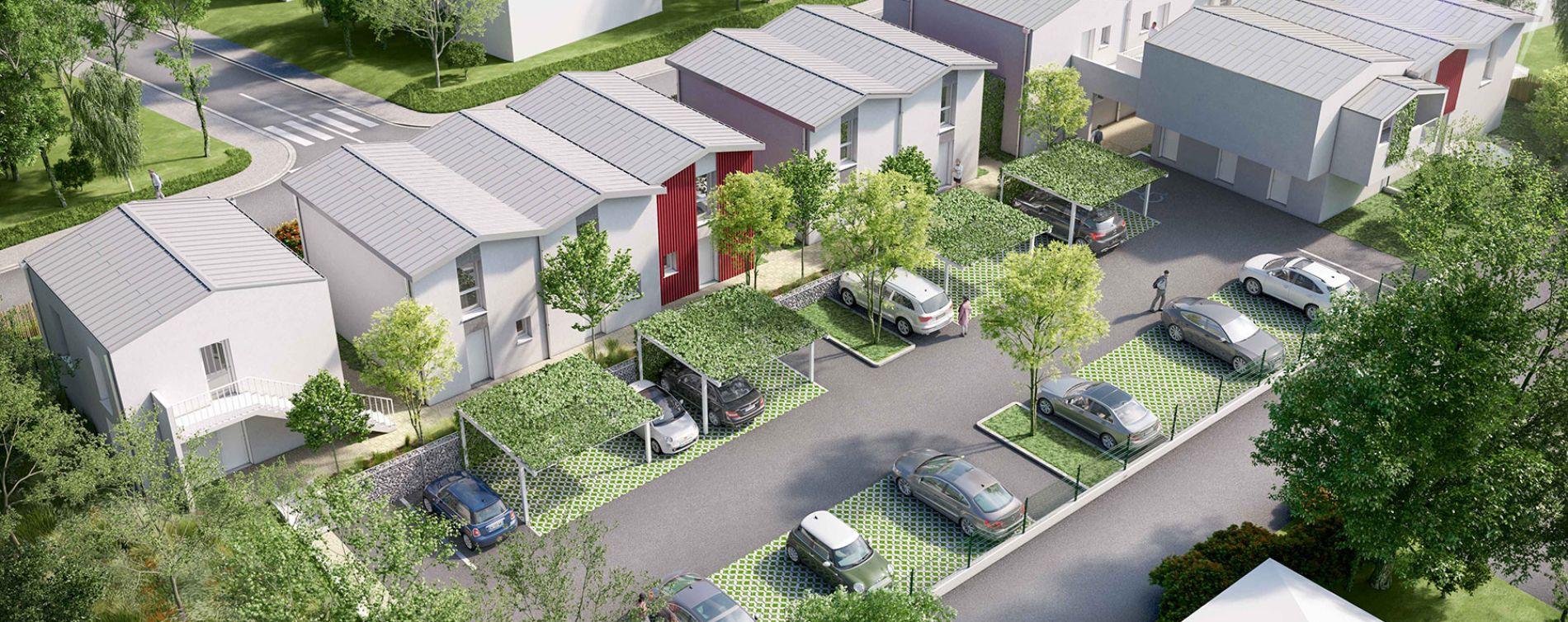 Artigues-près-Bordeaux : programme immobilier neuve « Alhena » en Loi Pinel (3)