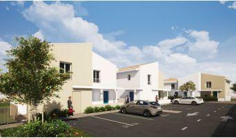 Artigues-près-Bordeaux programme immobilier neuf « Le Hameau de Techeney »