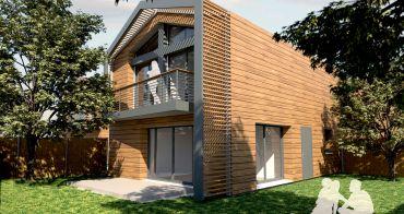 Artigues-près-Bordeaux programme immobilier neuve « Le Patio de la Romane »