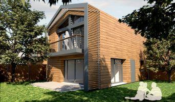 Artigues-près-Bordeaux : programme immobilier neuf « Le Patio de la Romane »