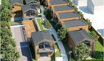 Artigues-près-Bordeaux programme immobilier neuve « Le Patio de la Romane »  (2)