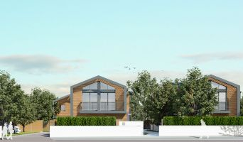 Artigues-près-Bordeaux programme immobilier neuve « Le Patio de la Romane »  (3)
