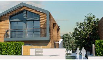 Artigues-près-Bordeaux programme immobilier neuve « Le Patio de la Romane »  (4)