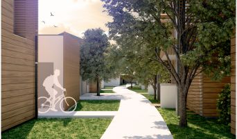 Artigues-près-Bordeaux programme immobilier neuve « Le Patio de la Romane »  (5)