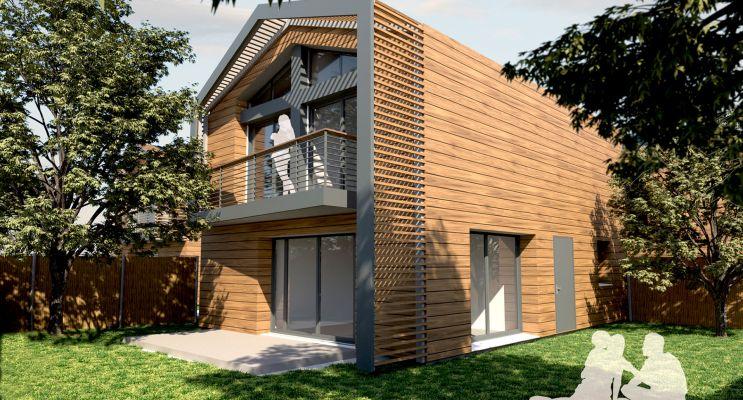 Photo du Résidence « Le Patio de la Romane » programme immobilier neuf en Loi Pinel à Artigues-près-Bordeaux