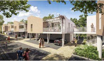 Artigues-près-Bordeaux programme immobilier neuf « Orée du Bois » en Loi Pinel