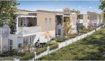 Artigues-près-Bordeaux programme immobilier neuve « Orée du Bois » en Loi Pinel  (2)