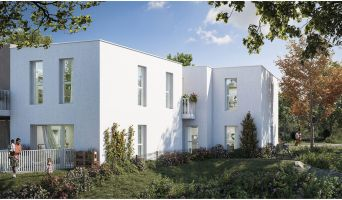 Artigues-près-Bordeaux programme immobilier neuve « Orée du Bois » en Loi Pinel  (3)