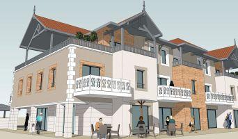 Audenge : programme immobilier neuf « AuxAnges » en Loi Pinel