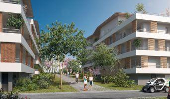 Résidence « Golden Park » programme immobilier neuf en Loi Pinel à Bassens n°2