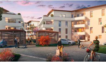 Résidence « Héraclès 2 » programme immobilier neuf en Loi Pinel à Bassens n°2