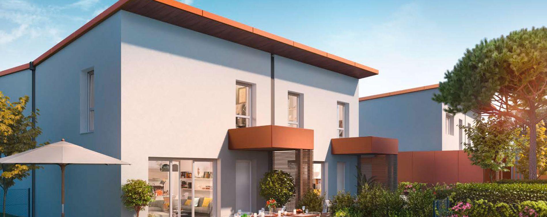 Bassens : programme immobilier neuve « Les Villas Caudaly » (3)