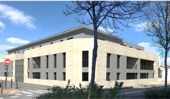 Photo du Résidence « Abelya - Avant-première » programme immobilier neuf en Loi Pinel à Bègles