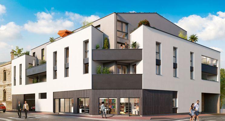 Photo du Résidence « Eskina » programme immobilier neuf en Loi Pinel à Bègles