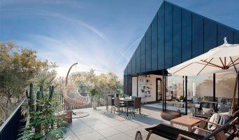Photo du Résidence « Les Carrelets de L'Estey » programme immobilier neuf en Loi Pinel à Bègles