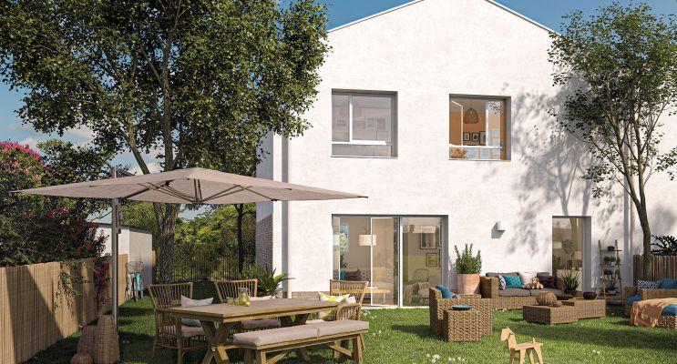 Photo du Résidence « Les Marcellines » programme immobilier neuf en Loi Pinel à Bègles