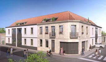 Bègles programme immobilier neuf « L'Etoile d'Hugo