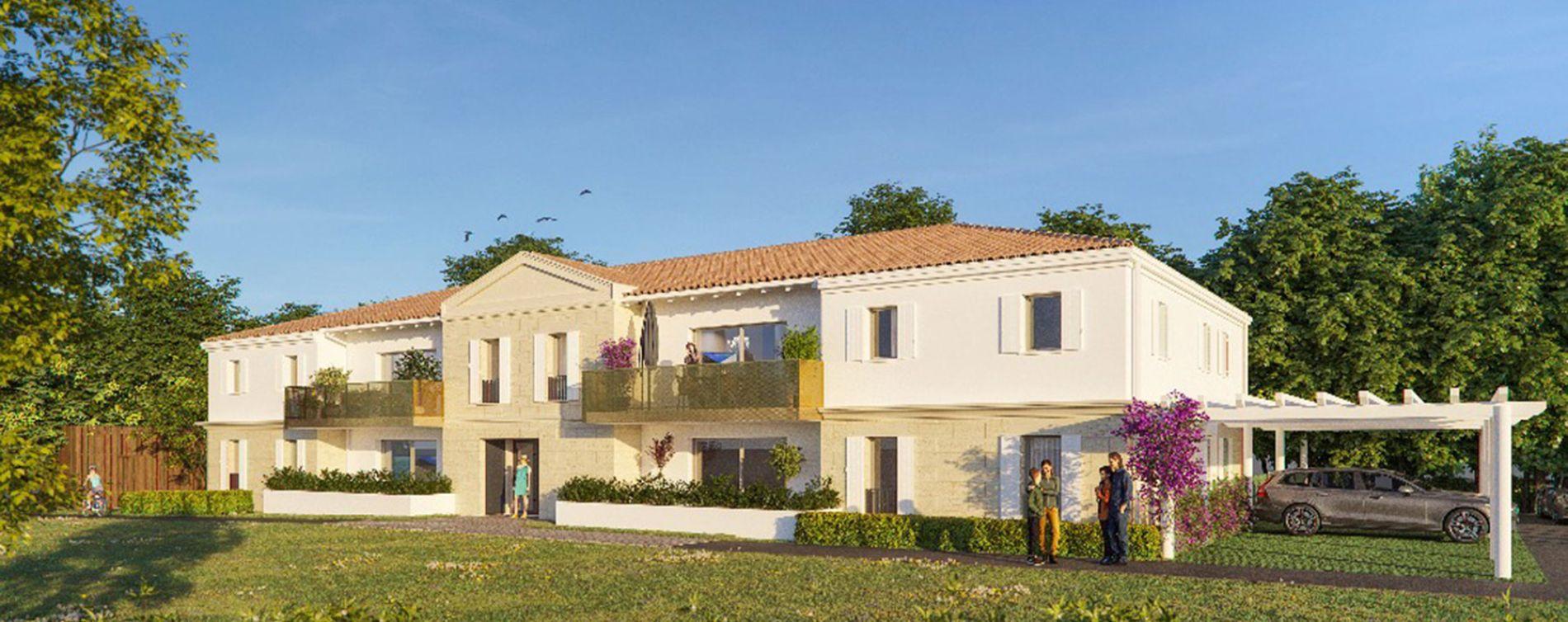 Bègles : programme immobilier neuve « Programme immobilier n°219239 » en Loi Pinel (2)