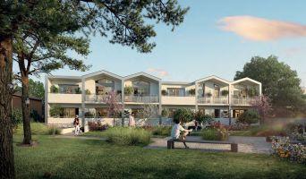 Bègles programme immobilier neuf « Villa Néha