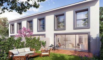 Résidence « Villas Bécla » programme immobilier neuf en Loi Pinel à Bègles n°1
