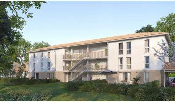 Belin-Béliet : programme immobilier neuf « Cimea »