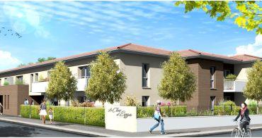 Biganos : programme immobilier neuf « Clos d'Eyga » en Loi Pinel