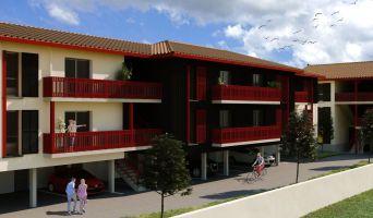 Biganos programme immobilier neuve « Eyga » en Loi Pinel  (2)