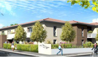Photo du Résidence « Le Clos d'Eyga » programme immobilier neuf en Loi Pinel à Biganos