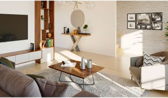Biganos programme immobilier neuve « Terre de Bassin » en Loi Pinel  (5)