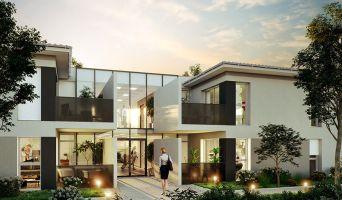 Photo du Résidence « Le Domaine du Baron » programme immobilier neuf en Loi Pinel à Blanquefort