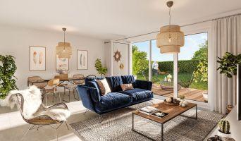 Photo du Résidence « Les Jardins de Margaux » programme immobilier neuf en Loi Pinel à Blanquefort