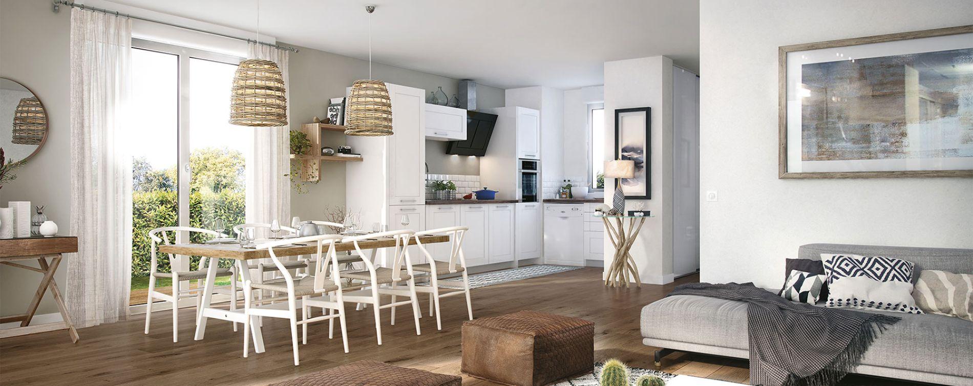 Blanquefort : programme immobilier neuve « Lys Blancs » (3)