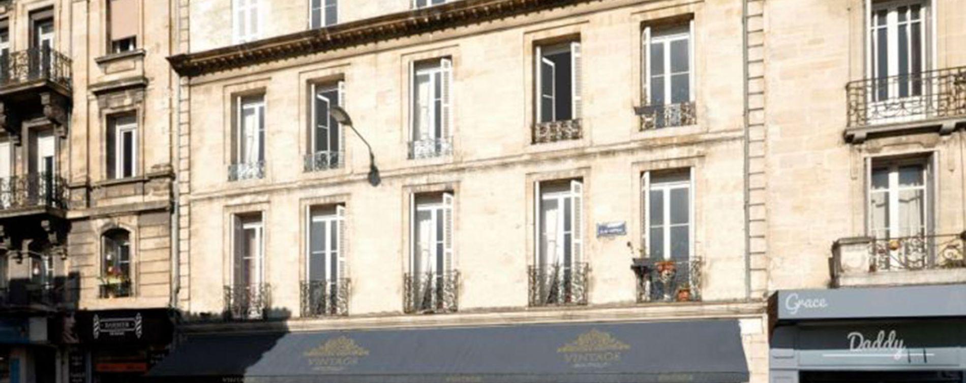 Résidence 15 Rue Contrescarpe à Bordeaux