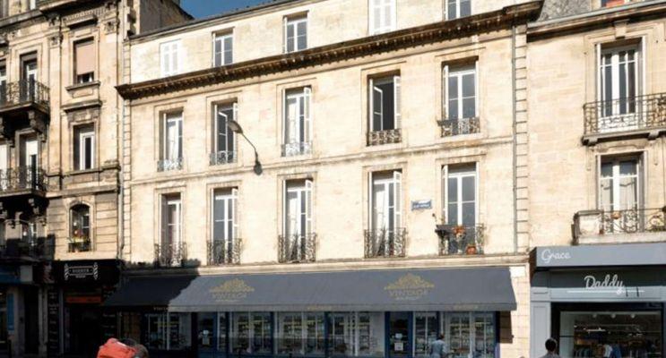Résidence « 15 Rue Contrescarpe » programme immobilier à rénover en Loi Pinel ancien à Bordeaux n°2