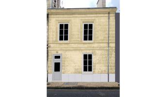 Photo du Résidence « 24 Rue Duranteau » programme immobilier à rénover en Loi Pinel ancien à Bordeaux